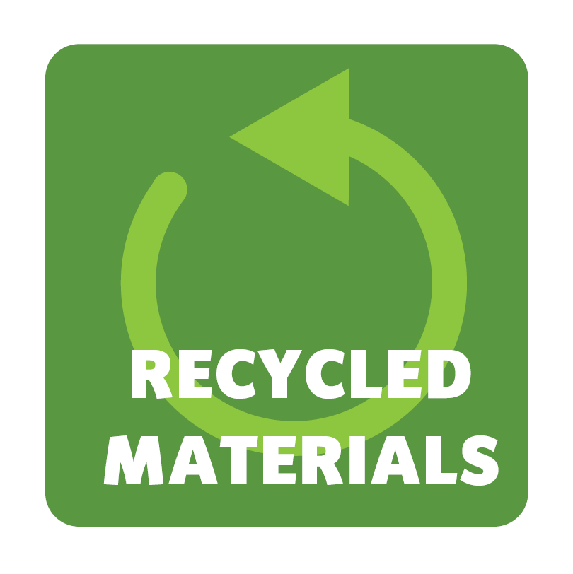 Recycled Materials Icon