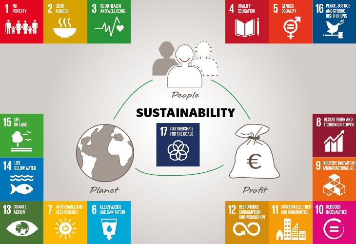 Sustainable development goals of the united nations