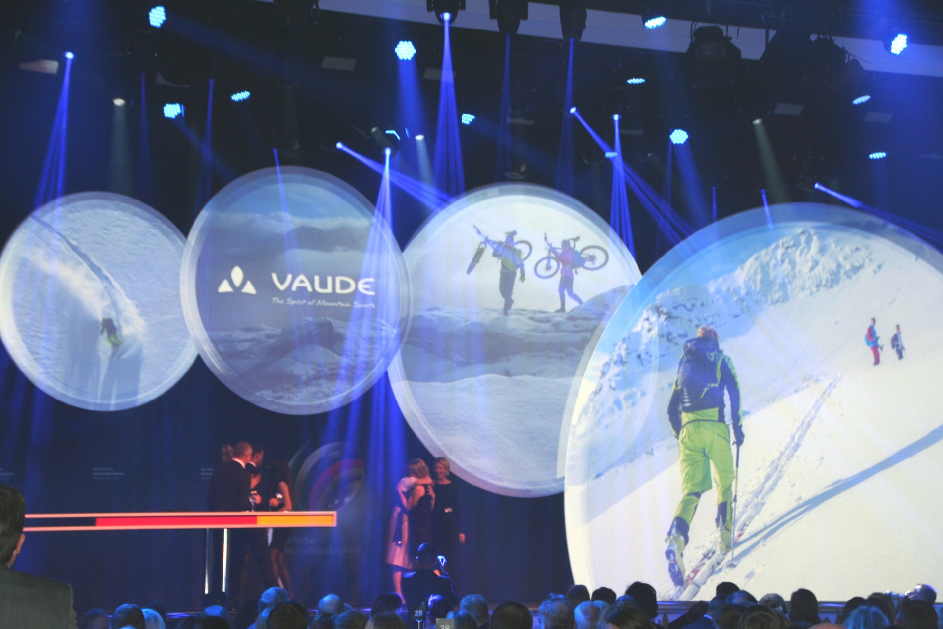 VAUDE is Germany's most sustainable brand
